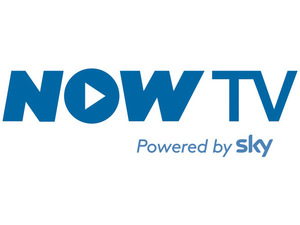 Sky's NOW TV logo