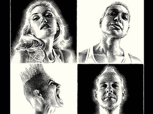 No Doubt 'Push and Shove' cover art