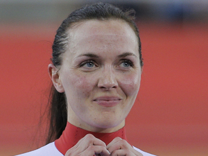 Victoria Pendleton, London 2012