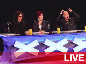 America's Got Talent - Live blog