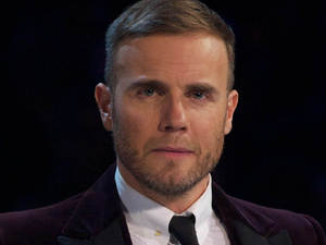 Gary Barlow at The X Factor Live' Xtra Factor, TV Programme, Wembley Arena, London, Britain - 10 Dec 2011