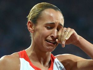 Jessica Ennis, London 2012