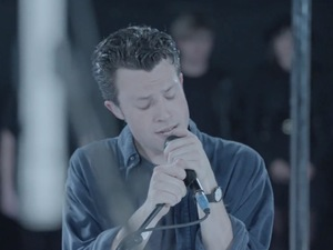 Orlando Weeks from The Maccabees for VEVO Presents In The Dark.