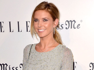 Audrina Patridge attends the Songbirds 'Miss Me' album release party.