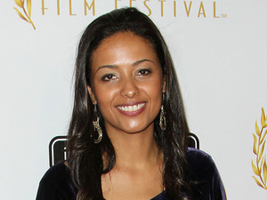 Meta Golding - 2011 Beverly Hills  Film Festival Opening Night