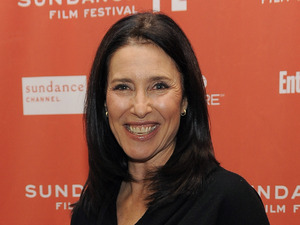Mimi Rogers poses at the premiere of the film at the 2012 Sundance Film Festival