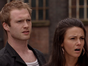 Tina tells Tommy the truth about Kirsty abusing Tyrone. They are both stunned when they see Tyrone and Kirsty kissing