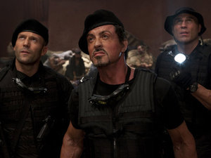 The Expendables 2, Sylvester Stallone, Jason Statham