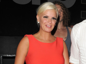 Kerry Katona leaving The Supperclub. London, England - 25.07.12 Mandatory Credit: Will Alexander/WENN.com