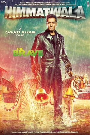 &#39;Himmatwala&#39; poster