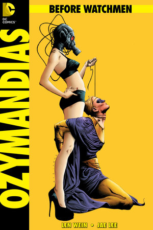 Comics: Before Watchmen - Ozymandias