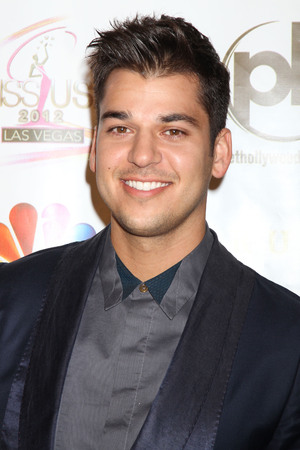 Rob Kardashian 2012 Miss USA Pageant at Planet Hollywood Resort and Casino - Red Carpet Las Vegas, Nevada - 03.06.12 Mandatory Credit: DJDM/WENN.com