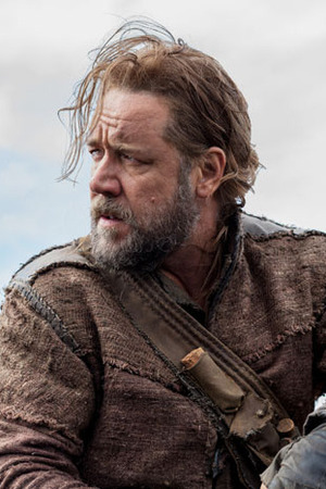 Russell Crowe as Noah