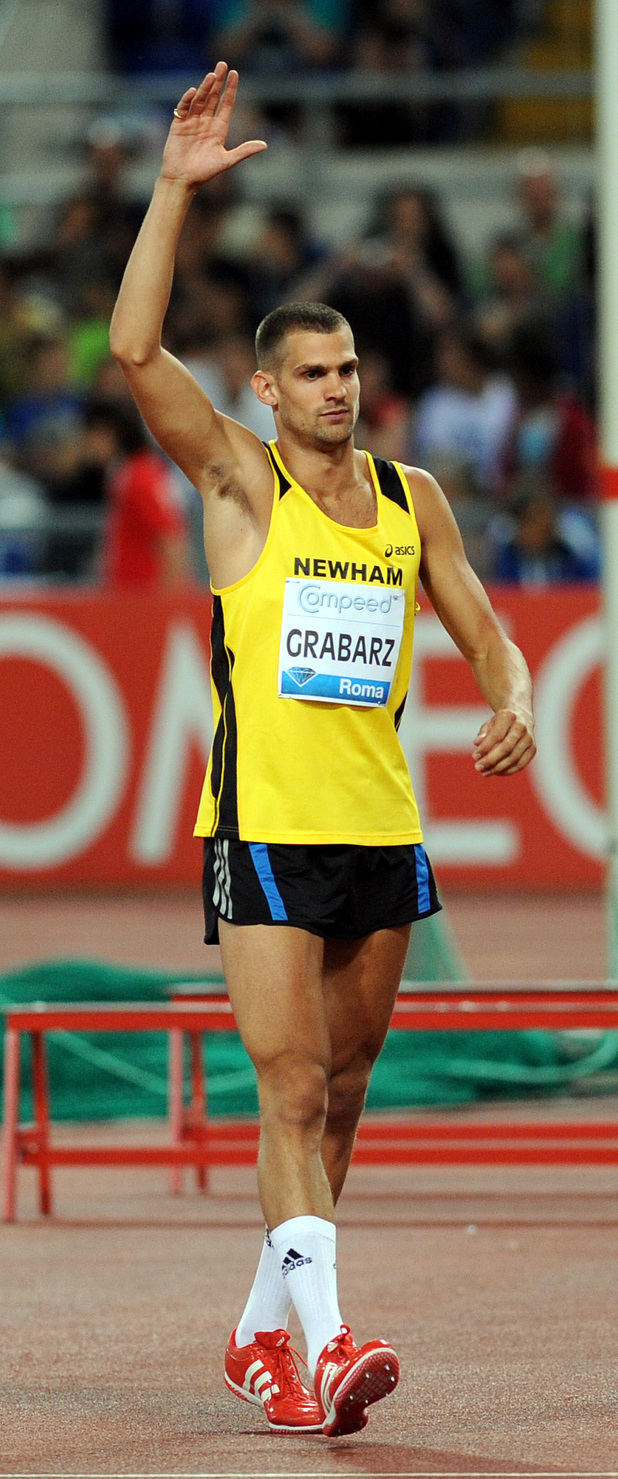 Robbie Grabarz, High Jump, London 2012