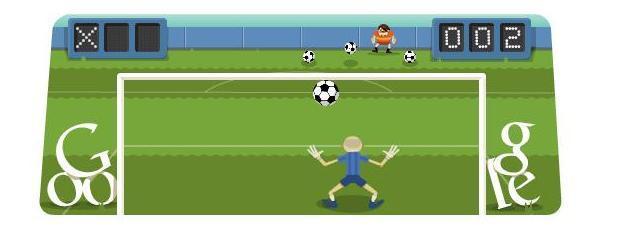 Google Doodle Football