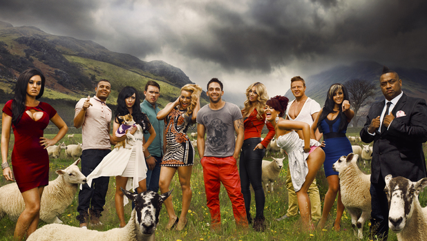 MTV&#39;s The Valleys: Group picture