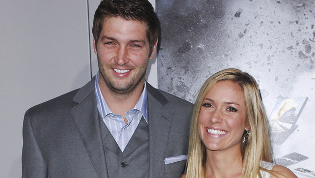 Jay Cutler, Kristin Cavallari Los Angeles Premiere of 'Source Code' held at the Arclight Cinerama Dome - Arrivals Los Angeles, California - 28.03.11 Mandatory Credit: Apega/WENN.com