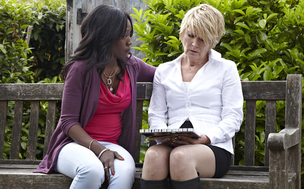 Shirley decides she will catch Heather's killer herself.