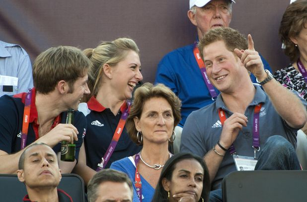 Prince Harry's wild antics so far