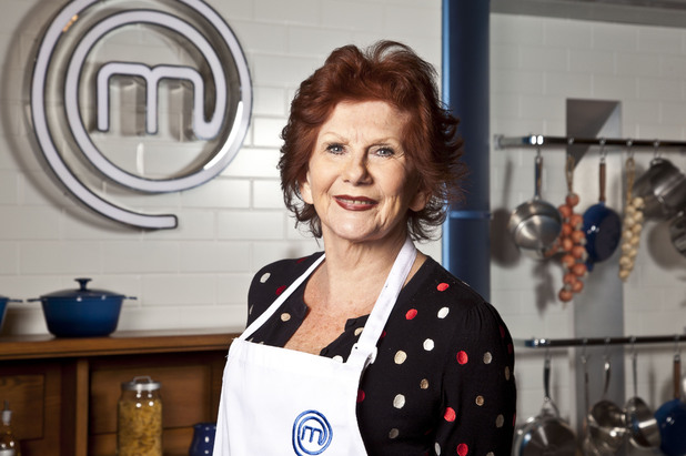 Celebrity Masterchef 2012 contestants