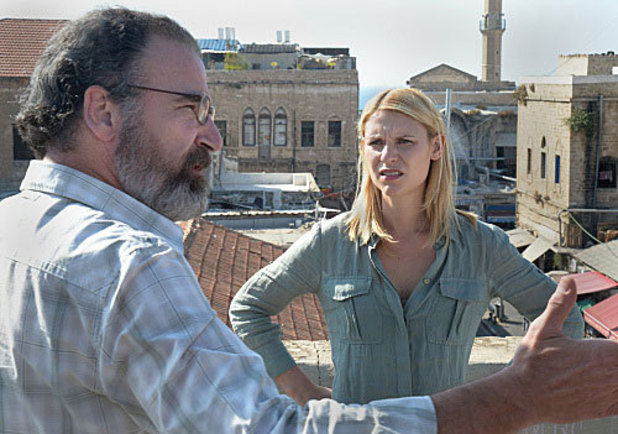 Homeland Season 2 promotional still