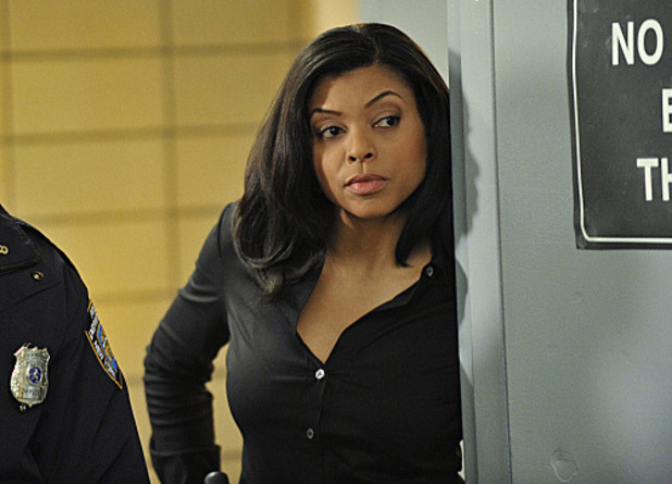 Taraji P Henson as Detective Carter in 'Person Of Interest'