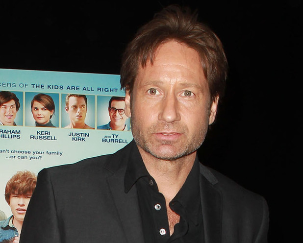 David Duchovny attends the premiere of Image Entertainment's 'Goats' at the Landmark Theater. Los Angeles, California