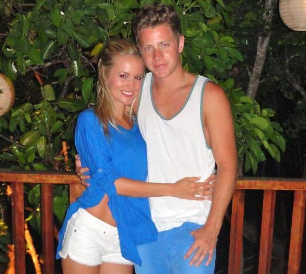The Bachelorette stars Emily Maynard and Jef Holm