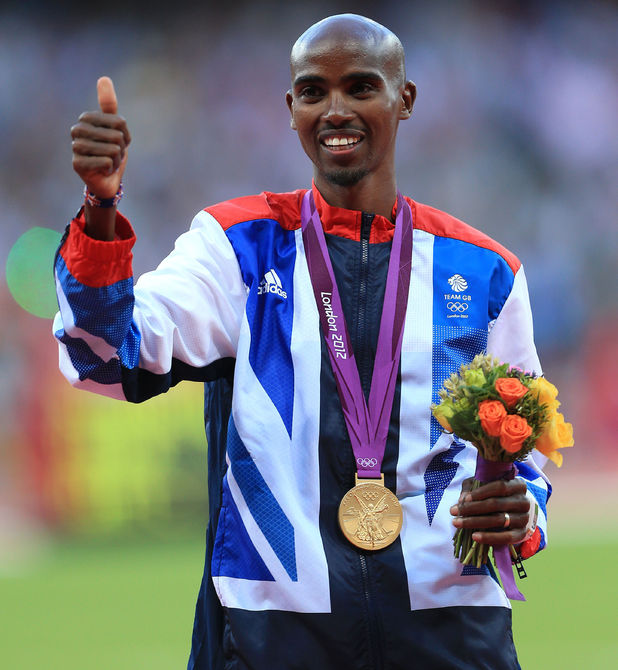 Mo Farah: Men's 10,000 metres (Athletics)