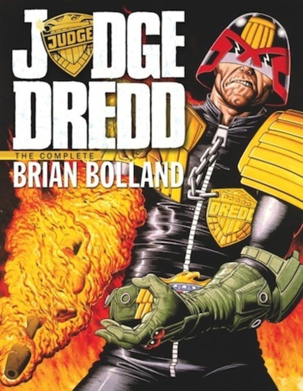 Brian Bolland: 'Judge Dredd - The Complete'