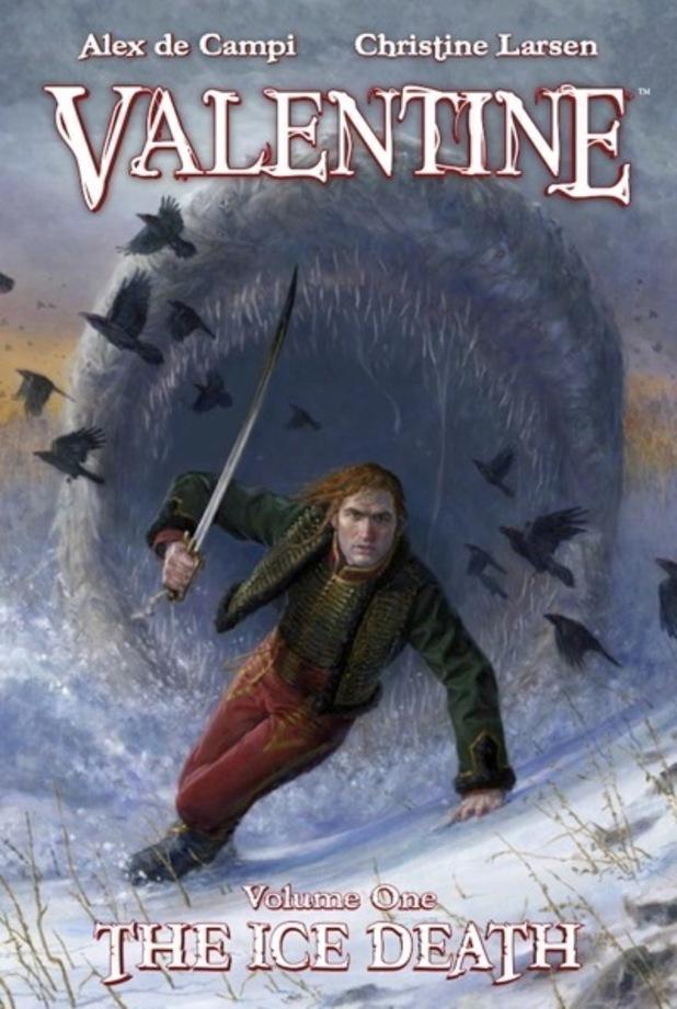 'Valentine' cover