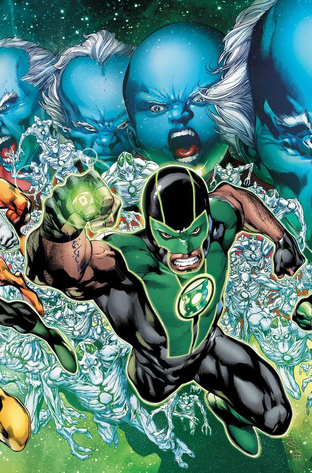 'Green Lantern' #13 teaser
