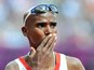 Mo Farah withdraws from Commonwealth Games