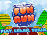 Michael Johnson's Fun Run app screenshot