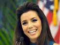 "Eva Longoria says it's ""a privilege"" to formally endorse Barack Obama at the DNC."