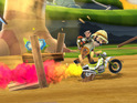 Joe Danger 2: The Movie's PS3 release will have additional content.