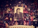 Michael Jackson's 14-year-old daughter creates an image collage.