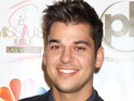 Rob Kardashian insists that he is just good friends with the female musicians.