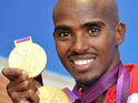 The Olympic athlete says he still gets held at airports due to his Somali origin.