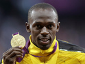 Men's 100m gold medal winner speaks out on bureaucracy at London 2012 Olympics.