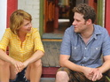 Michelle Williams considers cheating on Seth Rogen in this daring love story.