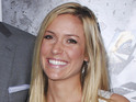 Kristin Cavallari tweets about her excitement at being a new mum.
