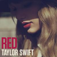 Taylor Swift 'Red' artwork