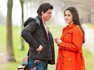 Jab Tak Hai Jaan: The first official image from the film&#39;s shooting in London