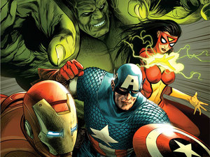 Marvel NOW! &#39;Avengers Assemble&#39; #9
