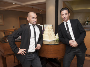 Celebrity Wedding Planner, Louie Spence, Jake Canuso, C5