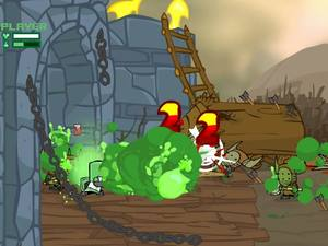 'Castle Crashers' screenshot