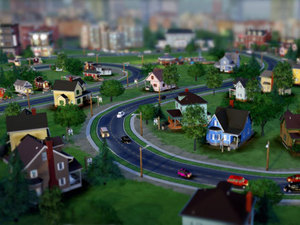 SimCity screenshot