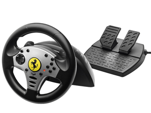 Thrustmaster Ferrari challenge wheel
