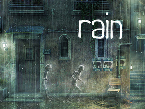 Rain screenshot